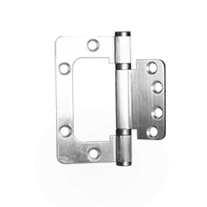Interleaved Hinge For Surface Mount Style